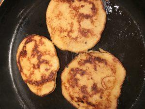 banana pancake